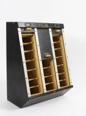 "画像3: 1930's German ""Roller Shutter"" Photo Paper Cabinet  (3)"