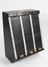 "画像2: 1930's German ""Roller Shutter"" Photo Paper Cabinet  (2)"