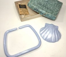 "画像8: 1950's ""Sea Shell"" Towel Holder (8)"