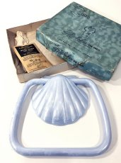 "画像1: 1950's ""Sea Shell"" Towel Holder (1)"