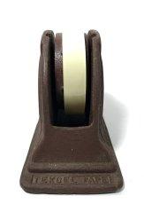 """画像8: 1930's """"STREAMLINE"""" Iron Tape Dispenser 【Art Deco】 (8)"""