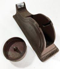 """画像5: 1930's """"STREAMLINE"""" Iron Tape Dispenser 【Art Deco】 (5)"""
