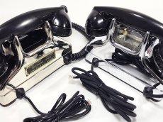 画像20: - 実働品 -  1940's U.S.ARMY Chromed Telephone 【★ROYAL CHROME★】 【★バックプレート付き★】 (20)