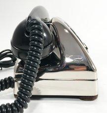 画像9: - 実働品 -  1940's U.S.ARMY Chromed Telephone 【★ROYAL CHROME★】 【★バックプレート付き★】 (9)