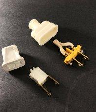 画像3: 2-set Old Electric Plugs (3)