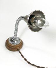 """画像3: 1930's French Art Deco """"MINI"""" Flexible Light (3)"""