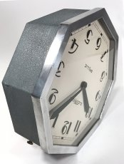 "画像17: 1930's French ""Art Déco"" Octagon Wall Clock 【超・Mint Condition】 (17)"