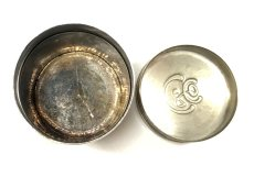 画像7: 1900-10's Mini Tin Case 【Colgate & Co. Shaving Stick New York】 (7)