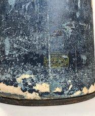 """画像12: 1940's """"Hard-Board × Steel"""" Shipping Barrel 【ドラム缶級のちょ〜特大です。】 (12)"""