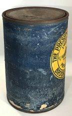"""画像5: 1940's """"Hard-Board × Steel"""" Shipping Barrel 【ドラム缶級のちょ〜特大です。】 (5)"""