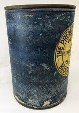 """画像6: 1940's """"Hard-Board × Steel"""" Shipping Barrel 【ドラム缶級のちょ〜特大です。】 (6)"""