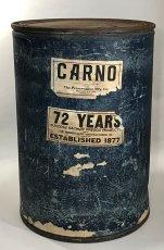 """画像9: 1940's """"Hard-Board × Steel"""" Shipping Barrel 【ドラム缶級のちょ〜特大です。】 (9)"""