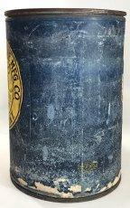 """画像11: 1940's """"Hard-Board × Steel"""" Shipping Barrel 【ドラム缶級のちょ〜特大です。】 (11)"""