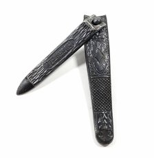 "画像5: 1920's ""Edgewell"" Steel Nail Clipper (5)"