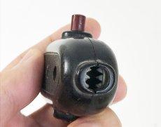 """画像4: 1930-40's """"GERMANY"""" Black Bakelite Switch  (4)"""