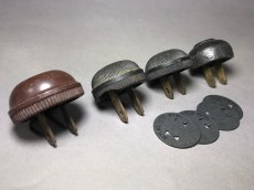 画像3: 4-set Old Electric Plugs (3)