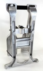 """画像5: Old Design """"X-ISER"""" Cast Aluminum Stair Stepper 【Silver × Black】 (5)"""