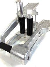 """画像4: Old Design """"X-ISER"""" Cast Aluminum Stair Stepper 【Silver × Black】 (4)"""