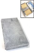"""画像2: 1960's """"RAYTHEON"""" Portable Aluminum Organizer (2)"""