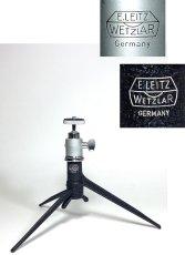 画像1: 1940-60's【E.Leitz】Tabletop Tripod w/ Small Ball Head (1)