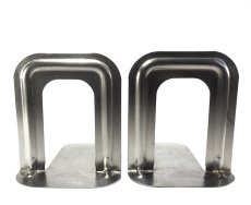 "画像2: ""GRAS/RAVEL"" Steel Bookends (2)"