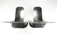 "画像6: ""GRAS/RAVEL"" Steel Bookends (6)"