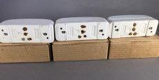 """画像6: -*3個バラ売り*-  1940's """"SURFOLET"""" Porcelain Switch【デッドストック】 (6)"""