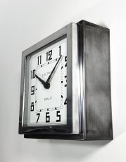 "画像11: 1940's French ""Art Déco"" Wall Clock (11)"