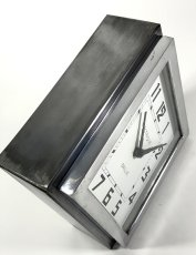 "画像7: 1940's French ""Art Déco"" Wall Clock (7)"