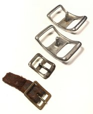 画像1: 1940-60's Adjustment buckle (1)