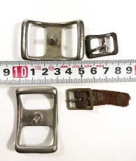 画像5: 1940-60's Adjustment buckle (5)