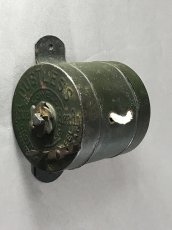 "画像2: 1910-20's ""DUSTLESS"" Wood Handle Clothes-Line Reel (2)"