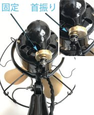 """画像15: """"Fully Restored""""  Early-1930's【General Electric】MINI Electric Fan (15)"""