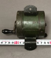 "画像4: 1910-20's ""DUSTLESS"" Wood Handle Clothes-Line Reel (4)"
