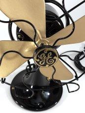 """画像3: """"Fully Restored""""  Early-1930's【General Electric】MINI Electric Fan (3)"""