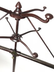 画像10: 1930's ★UTILATREE★ Folding Coat&Hat Rack (10)