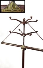 画像1: 1930's ★UTILATREE★ Folding Coat&Hat Rack (1)