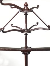 画像8: 1930's ★UTILATREE★ Folding Coat&Hat Rack (8)