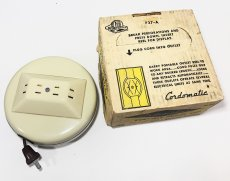 "画像13: 1950-60's ""Cordomatic"" 4-Outlet Cord Reel 【Dead-Stock】 (13)"
