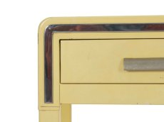 "画像11: 1930's【SIMMONS】""STREAMLINE"" Night Stand  Designed By NORMAN BEL GEDDES (11)"