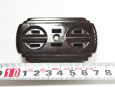 "画像4: 1930-40's【EAGLE】Bakelite 3-Outlet ""TRI-TAP"" -*残り5個*- (4)"