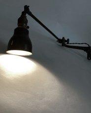 画像15: 1920-30's【O.C.White】Wall-Mounted Task Light (15)