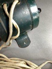 """画像6: 1910-20's """"DUSTLESS"""" Wood Handle Clothes-Line Reel (6)"""