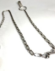 画像3: 1920-40's  BELT CLIP with Steel Chain & Keys (3)