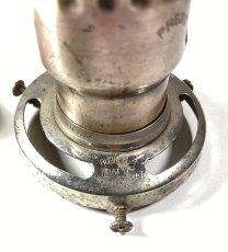 画像6: 1910-20's【BRYANT】Nickeled Brass Lamp Socket (6)