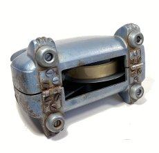 """画像20: 1940's Machine Age """"BIG-INCH"""" Iron Tape Dispenser (20)"""