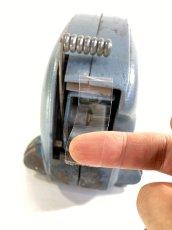 """画像14: 1940's Machine Age """"BIG-INCH"""" Iron Tape Dispenser (14)"""