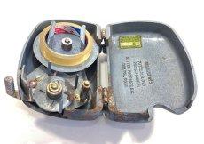 """画像15: 1940's Machine Age """"BIG-INCH"""" Iron Tape Dispenser (15)"""