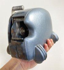 """画像19: 1940's Machine Age """"BIG-INCH"""" Iron Tape Dispenser (19)"""