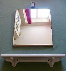 画像10: 1930's【Art Deco】 Bathroom Shelf From Italy (10)
